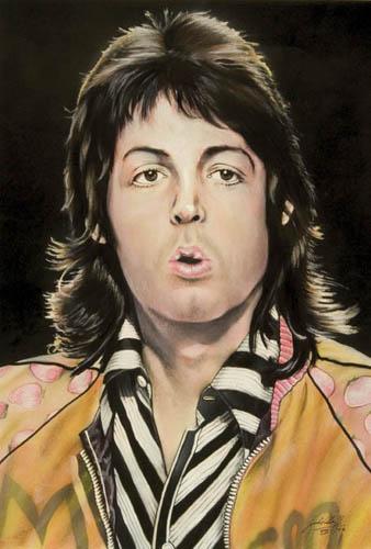 Paul McCartney En Los 70s