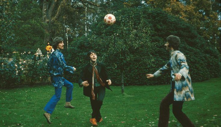 De qué equipo eran Los Beatles? – The Word – Beatlesperu